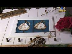 ▶ Tudo Artesanal   Porta Chaves por Diná Rocha - 02 de Fevereiro de 2013 - YouTube