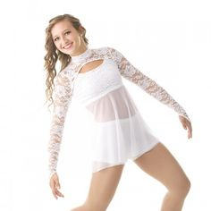 Audition Dancewear - Love this RED contemporary dance costume ...