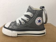 e248bf1b5aee Converse All Star Keychain Chuck Taylor Key Chain GREY 100% Authentic  CLASSIC  Converse