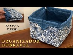 Aprende a tejer a ganchillo paso a paso: puntada de ganchillo # Häkeln Sie afghanisc & Origami Easy Step By Step, Azul Indigo, Bag Storage, Handicraft, Sewing Crafts, Quilts, Youtube, Collection, Vide Poche