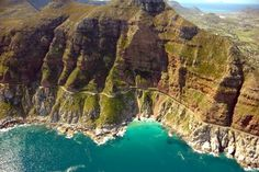 chapmans peak drive Oh The Places You'll Go, Cape Town, Road Trips, South Africa, Yup, Vacations, Marketing, Future, Heart