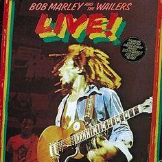 Bob Marley and the Wailers - 1975 Live!