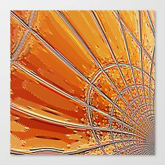 Re-Created Web of Lies9  #Stretched #Canvas by #Robert #S. #Lee - $85.00