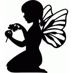 Silhouette Design Store – View Design little girl fairy – flory lopez – Ansicht Silhouette Design, Fairy Silhouette, Silhouette Clip Art, Silhouette Portrait, Disney Fantasy, Kirigami, Fairy Stencil, Fairy Templates, Fairy Lanterns