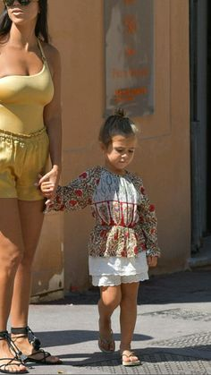Penelope / SHE'S ALL KARDASHIAN!  I DON'T SEE ANY SCOTT IN HER AT ALL!  SUCH A CUTIE!