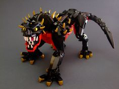 """The Chulkaa Spinebeast"" by Djokson: Pimped from Flickr"