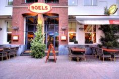 Roels Eten & Drinken, 's Hertogenbosch, the Netherlands Tip: Saté with fries and salad