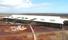 Galapagos airport is world's first to be run ENTIRELY on eco-power
