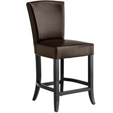 Pier 1 Adelaide Counter Stool - Brown $79