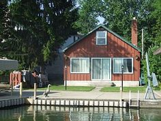Serenity House on Techumseh IslandVacation Rental in Indian Lake from @homeaway! #vacation #rental #travel #homeaway