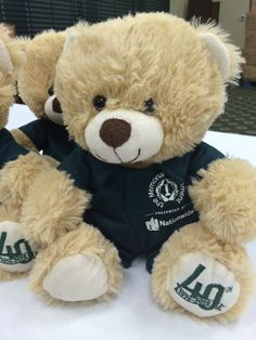 b2db2394365a Brighten a patient s day! Purchase a Memorial Tournament 40th Anniversary  Sandy  Bear to be