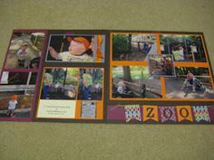 Great Minds Ink Alike: More Scrapbooking Ideas