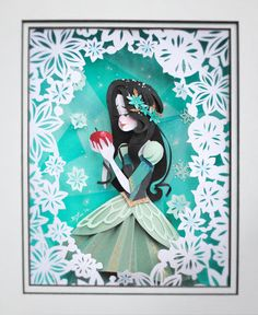 Brittney Lee: Snow White, for the Fractured Fairytales show