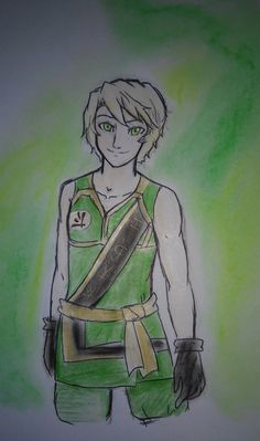 Lloyd 2015 by Squira130.deviantart.com on @DeviantArt << In the show, I didn't like the Tournament Robes at all.  But in fanart, these suits look a lot better. ^u^
