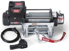 Warn Industries - Jeep, Truck & SUV Winches: 9.5xp