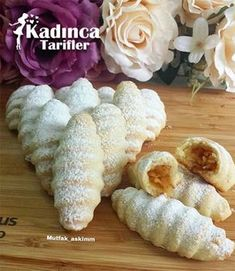 Apple Cookies Recipe, How To, Cookie Recipes Pasta Cake, Cooking Cookies, Apple Cookies, Food Articles, Sweet Sauce, Arabic Food, Turkish Recipes, Biscuits, Cream Cake
