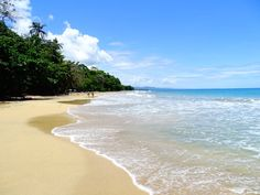 Our front yard ☀ Puerto Viejo Costa Rica
