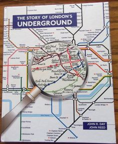 For Sale: The Story of London's Underground by Day & Reed / #Railway / #Railroad / 2001 HC