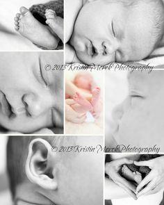 Handsome Baby Boy's Newborn Photos | Pittsburgh Newborn Photographer