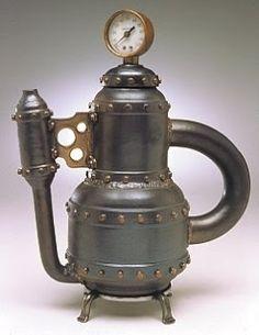 Rollie Younger Boiler teapot