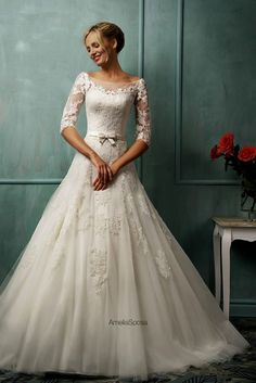 Wedding Dresses For Over 40 Years Old
