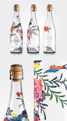 Mount Franklin Sparkling Water limited edition