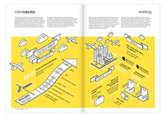 relajaelcoco studio on Behance Book Layout, Page Layout, Layout Design, Web Design, Graphic Design, Layouts, Flat Design, Information Architecture, Information Design