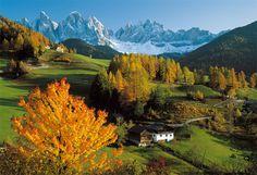dolomiten mountains