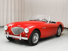 1955 Austin Healey 100 4 Roadster Great Classic Cars Austin