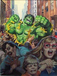 Hulking Out - Earl Norem