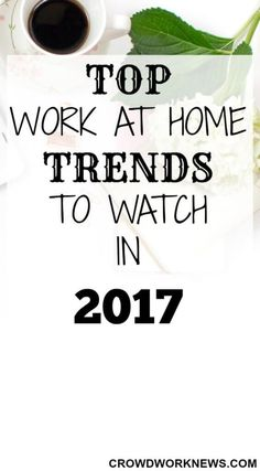 Do you know which work at home jobs are going to boom this year? Read this post to find out about the in demand online jobs.