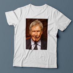 Koszulka Harison Ford #harisonford #tshirt