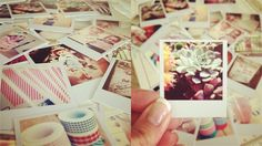 make your own mini Instagram prints! over 200 prints for 12 bucks! #diy #photography #instagram