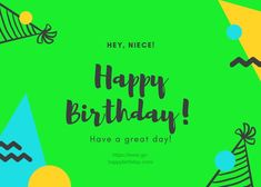 Send happy birthday niece on her birthday. We have the huge list of Best happy birthday niece images, wishes, quotes that will definitely bring a cute smile on your niece's face. Happy Birthday Niece Wishes, How To Wish Birthday, Niece Birthday, First Photograph, Birthday Quotes, Have A Great Day, Teaching, Blog, Smile