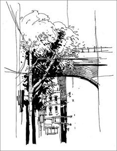 Citizen Sketcher | Making art in the streets of Montreal. | Page 13 http://citizensketcher.wordpress.com