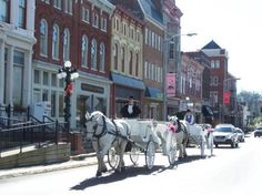 Winchester, KY.... the little town that first drew me to Kentucky