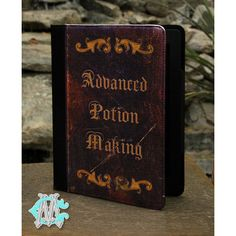 """Universal 7"""" inch Tablet Case Harry Potter Inspired Advanced Potion... ($40) ❤ liked on Polyvore featuring accessories and tech accessories"""