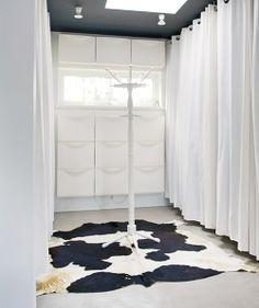 wardrobe  - shoe rack - clothes storage - ikea trones