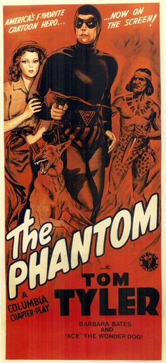 Comics-X-Aminer Presents: Serial Sunday, A Review Of The Phantom