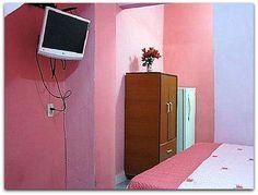 Detalle de la habitación doble. Cuba, Double Bedroom