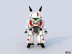 Lego SD macross VF-1J | STICK KIM | Flickr