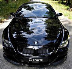 BMW M6...mommy like!