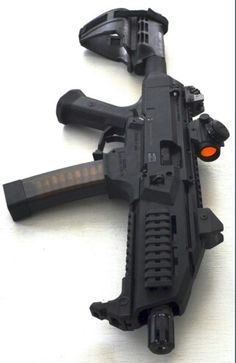 ScorpionLoading that magazine is a pain! Get your Magazine speedloader today! http://www.amazon.com/shops/raeind