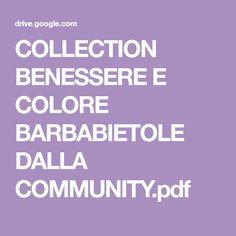 COLLECTION BENESSERE E COLORE BARBABIETOLE DALLA COMMUNITY.pdf