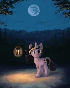Night Lantern -open-