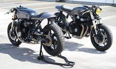 Honda CB750 Caafe Racer The Bonesheart Specials by deBolex