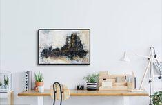Minimalist acrylic on high quality paper artwork, modern wall or desk decor. #art #paintings #abstract #acrylic #modern #original #wall #decor #gift #homedecor #abstractpainting #originalpainting #acrylicpainting #paperpainting #housewarminggift #livingroomwallart #contemporaryart #wallartwork #palletknife #texturedpainting #mixedmediapainting #markmakingpainting #minimalistpainting #abstractexpressionism #blackandwhitepainting #cityscape Led Zeppelin Album Covers, Led Zeppelin Albums, Black And White Painting, Black And White Abstract, Mixed Media Painting, Texture Painting, Minimalist Painting, Paper Artwork, Canvas Home