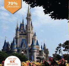 Certamente você já sonhou em conhecer a Disney. Que tal realizar AGORA esse SONHO?  Compre já seu pacote com melhor preço garantido e prepare-se para viver uma Experiência Inesquecível com sua família! www.viagemmagica.com.br  #viagemmagica #disney #orlando