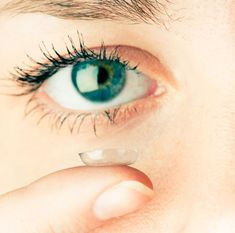Cool Tech! Telescopic contact lens lets you zoom in to improve vision