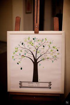 Árvore de recados!